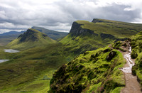 Quiraing national park
