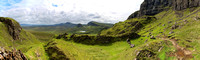 Panorama of Quiraing