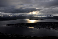 Light over Tromso